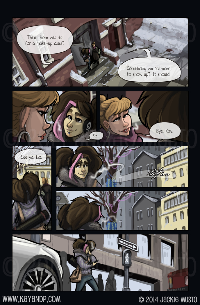 Kay and P: Issue 13, Page 27