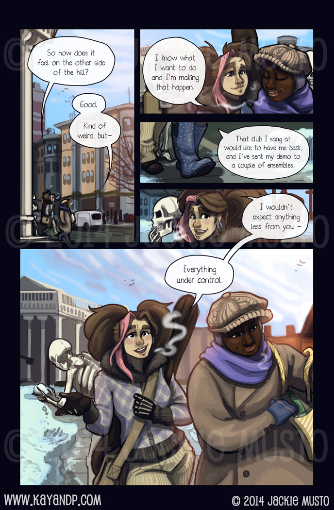 Kay and P: Issue 14, Page 13