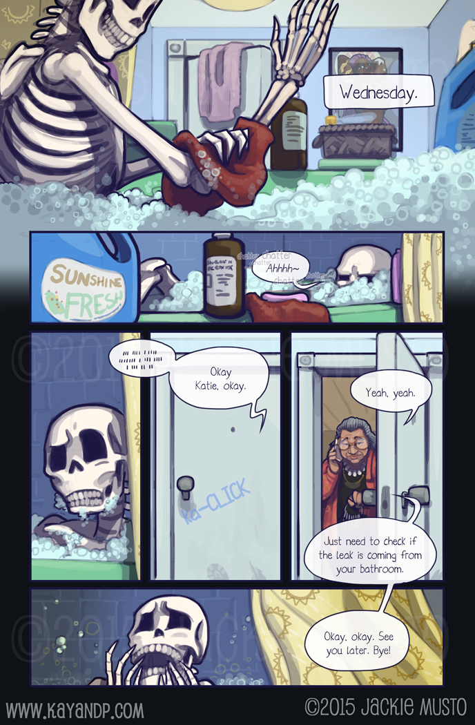 Kay and P: Issue 15, Page 10