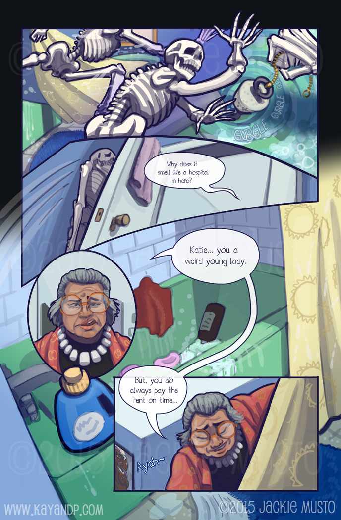 Kay and P: Issue 15, Page 11