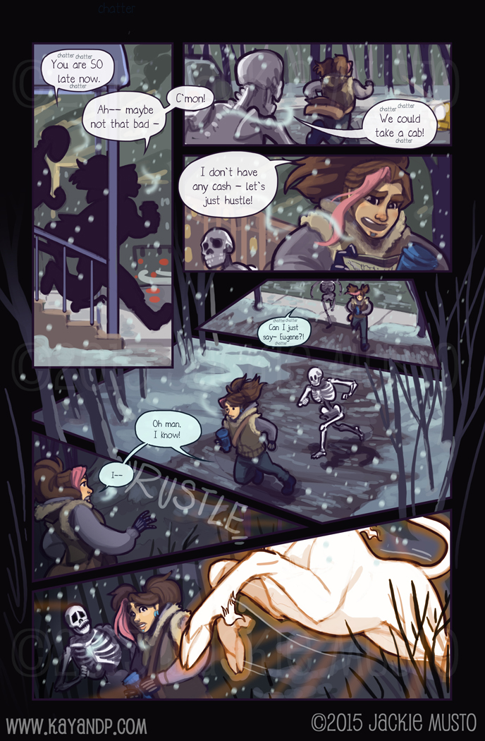 Kay and P: Issue 16, Page 13