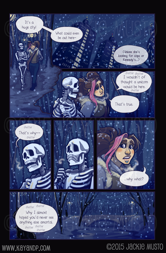 Kay and P: Issue 16, Page 18