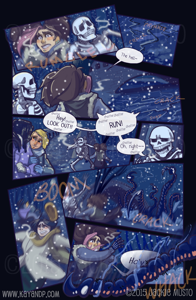 Kay and P: Issue 16, Page 21