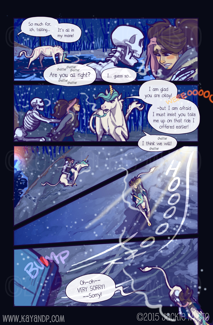 Kay and P: Issue 16, Page 29