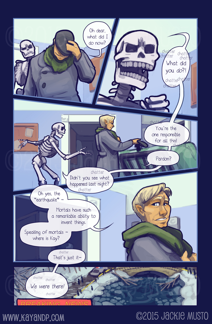 Kay and P: Issue 17, Page 05