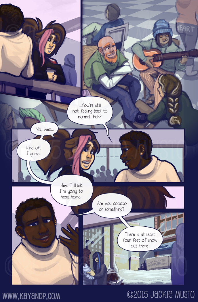 Kay and P: Issue 17, Page 10