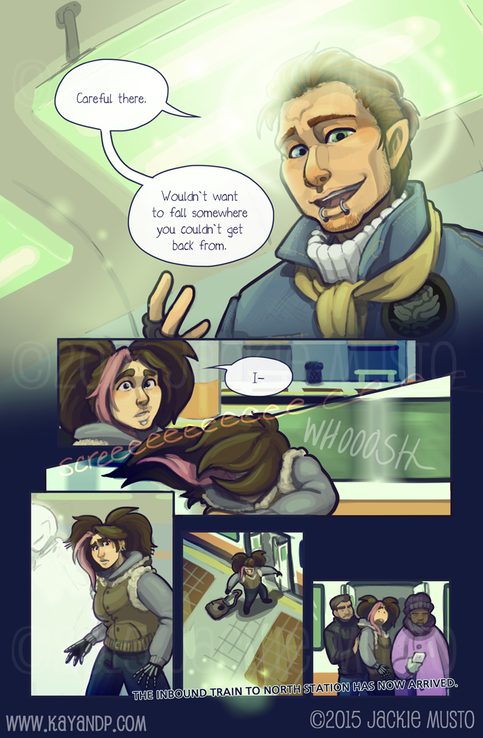 Kay and P: Issue 17, Page 17