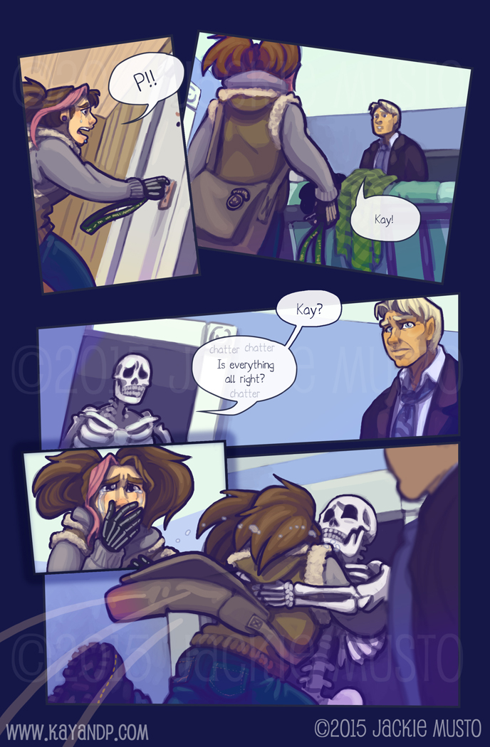 Kay and P: Issue 17, Page 21