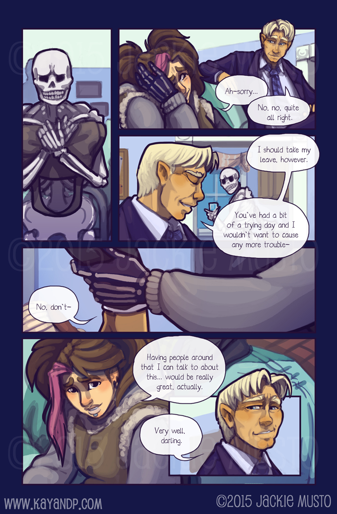 Kay and P: Issue 17, Page 23