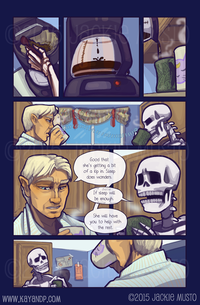 Kay and P: Issue 17, Page 27