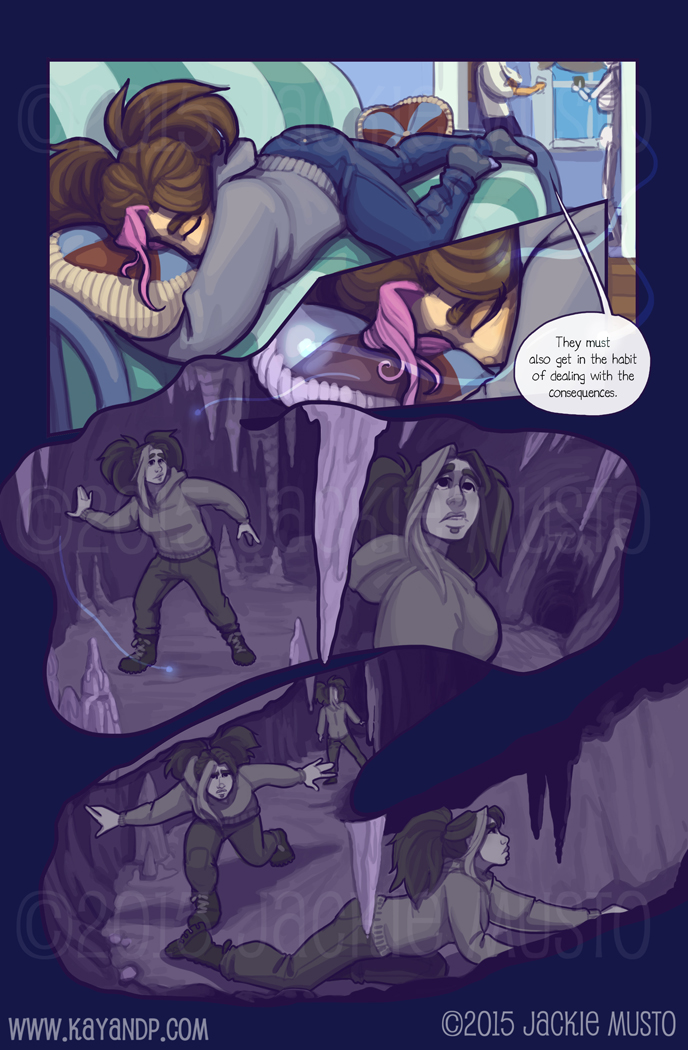 Kay and P: Issue 17, Page 30