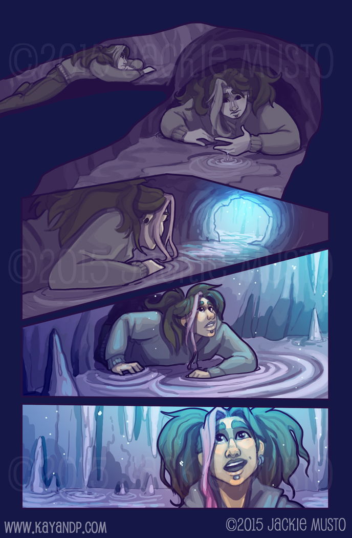 Kay and P: Issue 17, Page 31