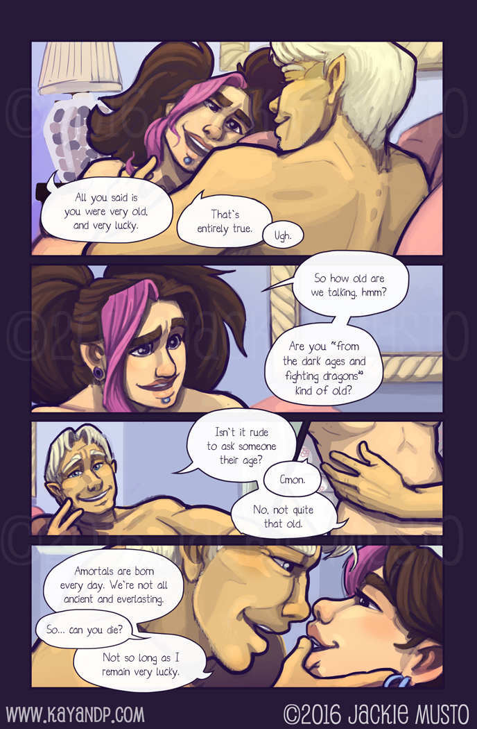 Kay and P: Issue 18, Page 02