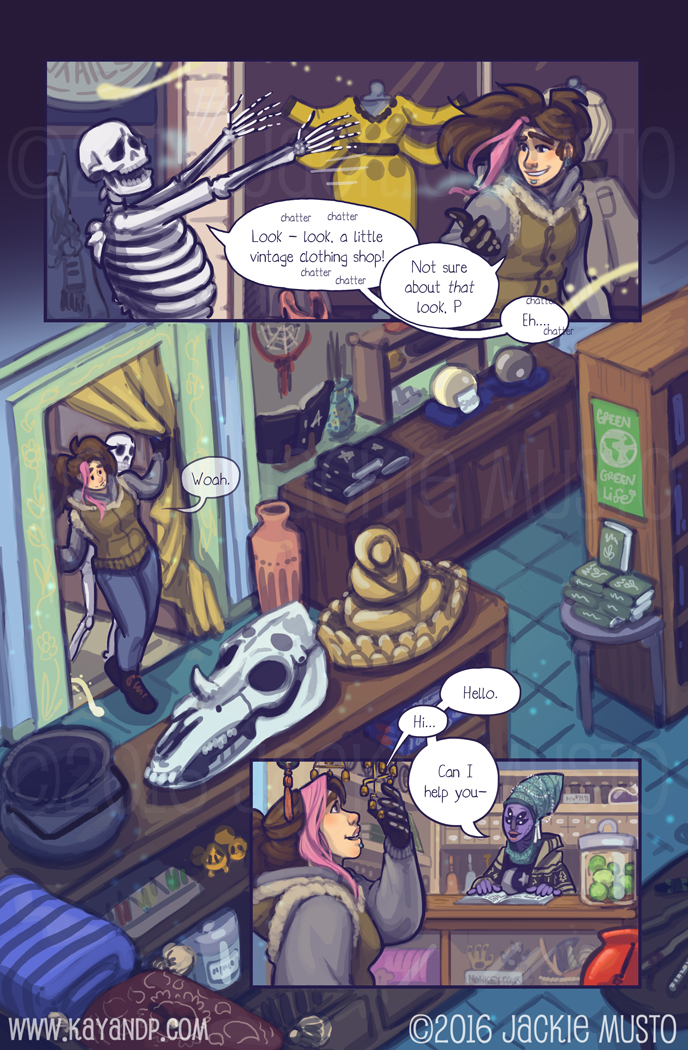 Kay and P: Issue 18, Page 07