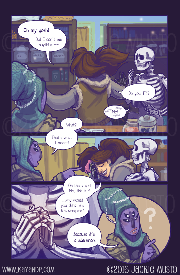 Kay and P: Issue 18, Page 09