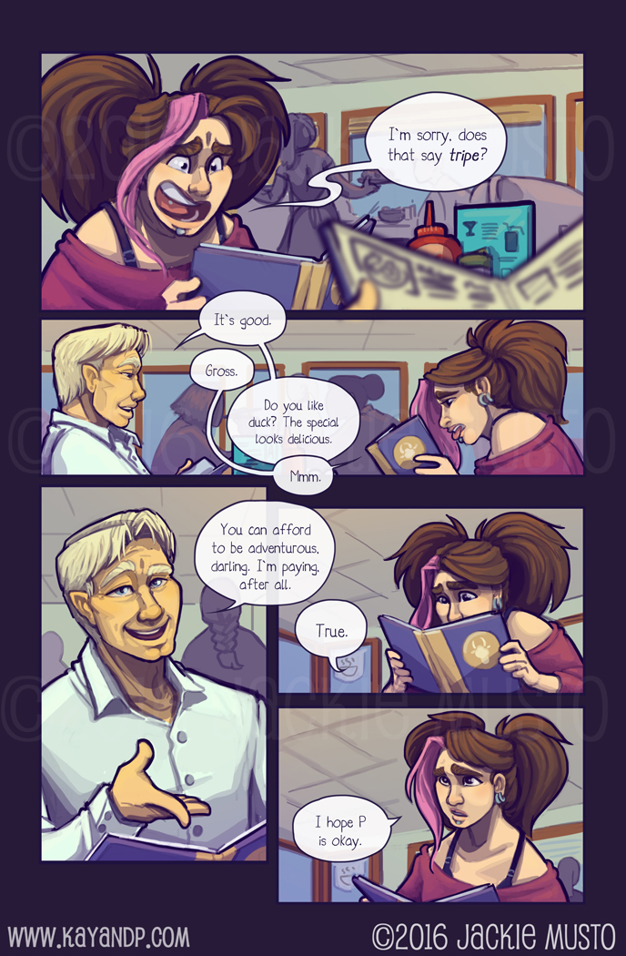 Kay and P: Issue 18, Page 15