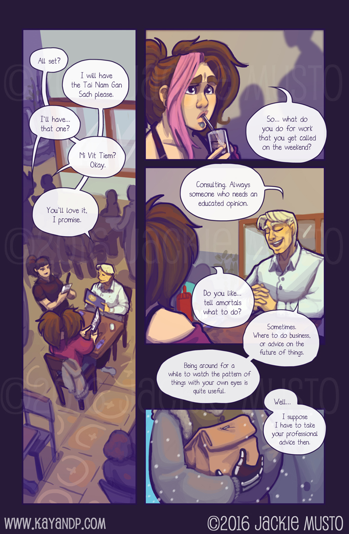 Kay and P: Issue 18, Page 17