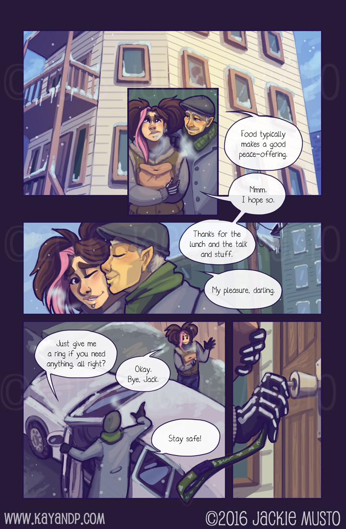 Kay and P: Issue 18, Page 18
