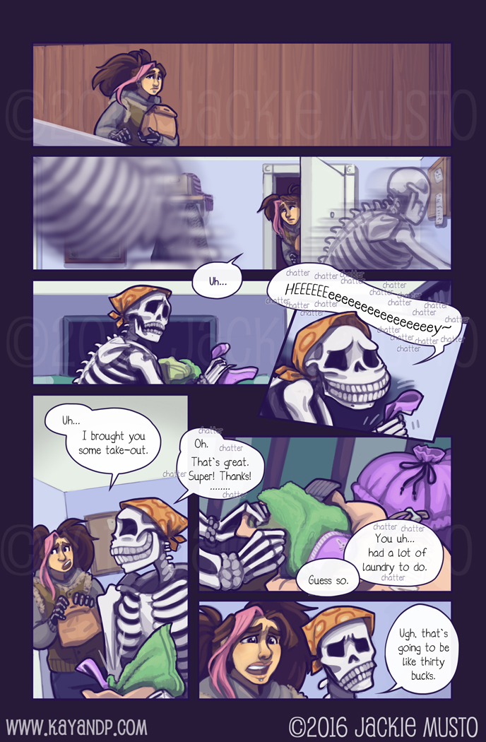 Kay and P: Issue 18, Page 19