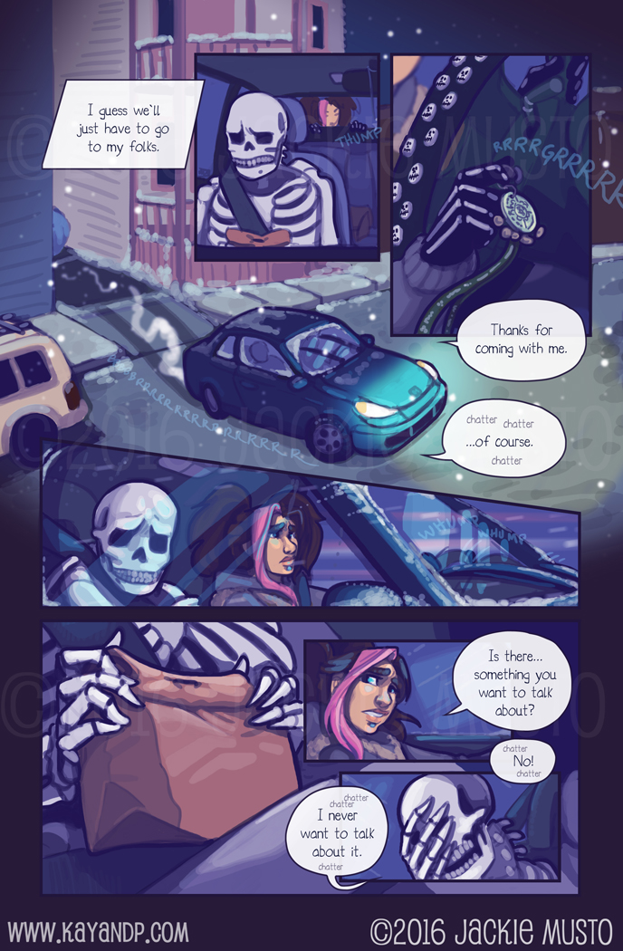 Kay and P: Issue 18, Page 20