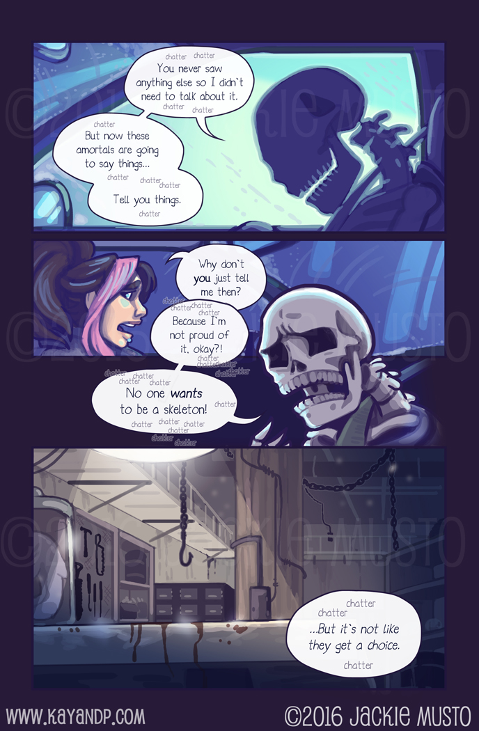Kay and P: Issue 18, Page 21