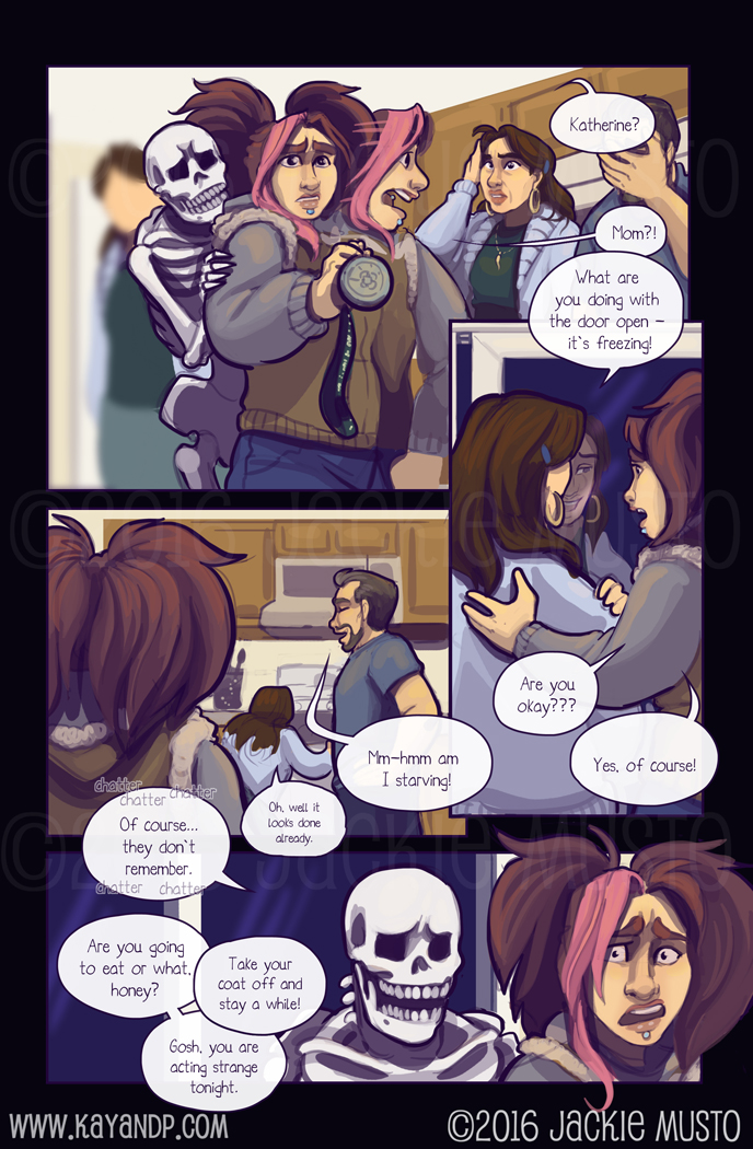 Kay and P: Issue 19, Page 10