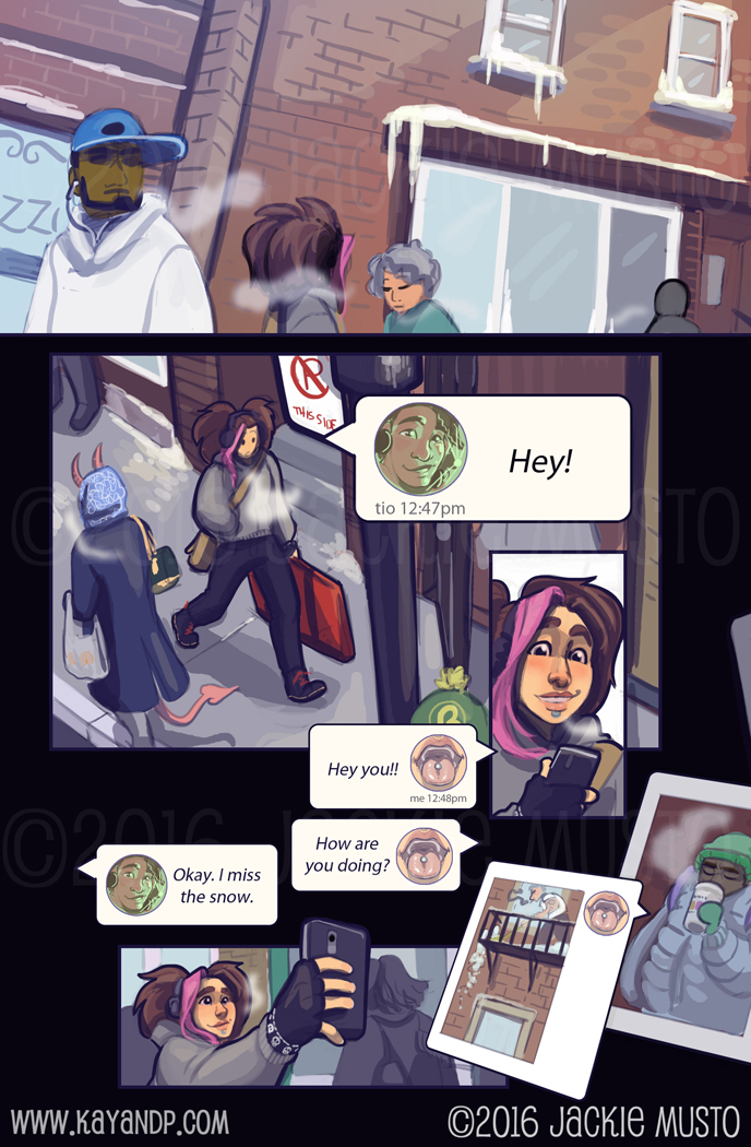 Kay and P: Issue 19, Page 20