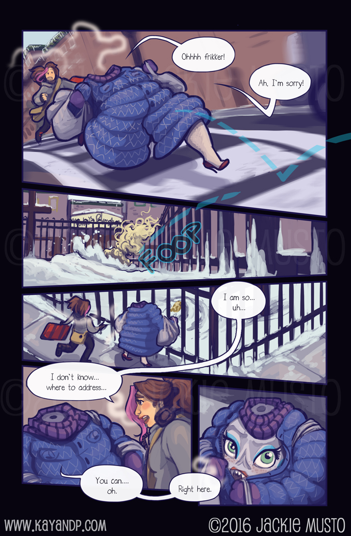 Kay and P: Issue 19, Page 23