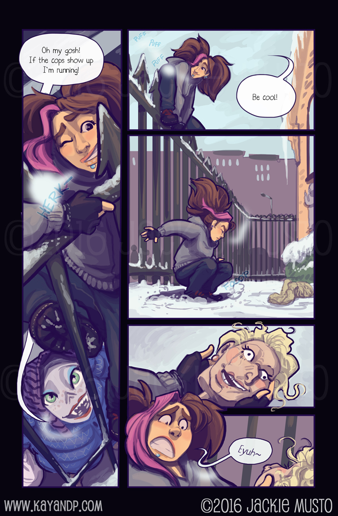 Kay and P: Issue 19, Page 25