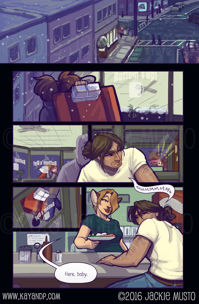 Kay and P: Issue 19, Page 30