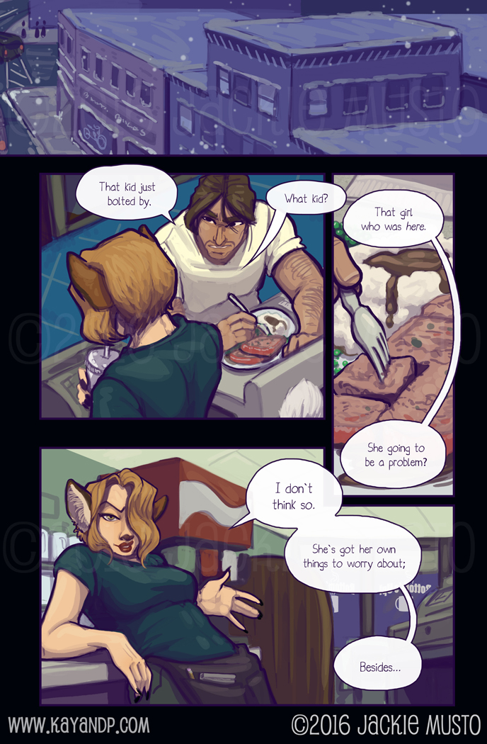 Kay and P: Issue 19, Page 31