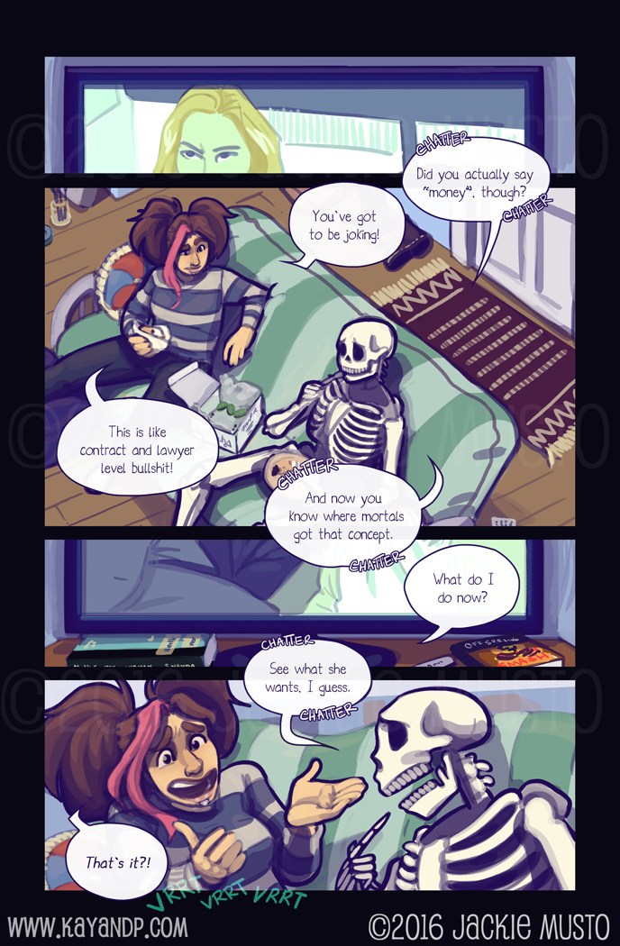 Kay and P: Issue 20, Page 05