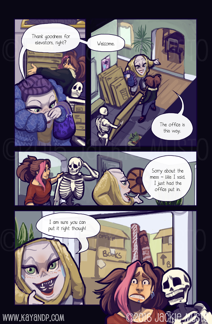 Kay and P: Issue 20, Page 09