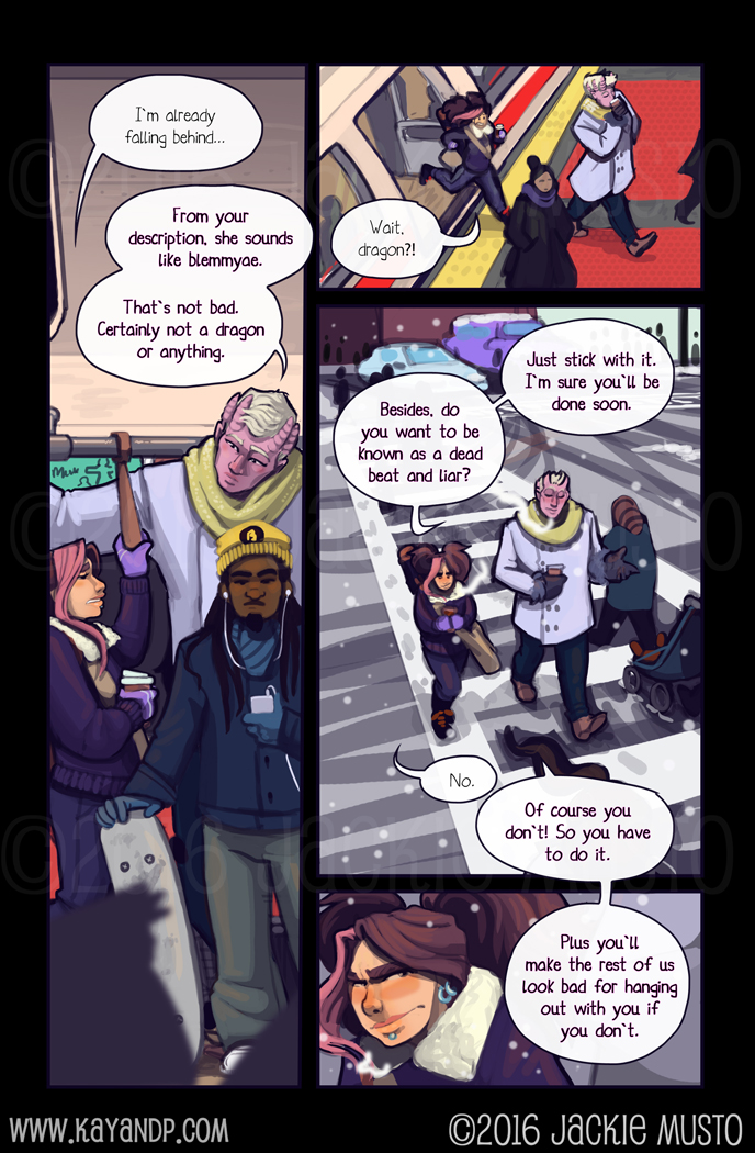 Kay and P: Issue 20, Page 15