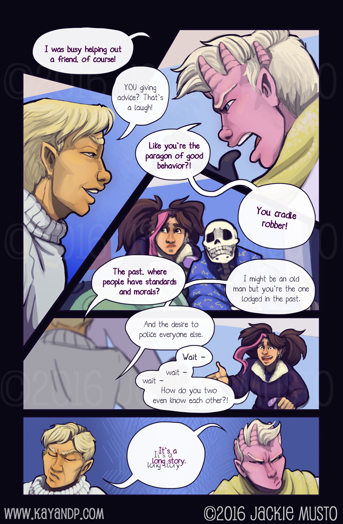 Kay and P: Issue 20, Page 19