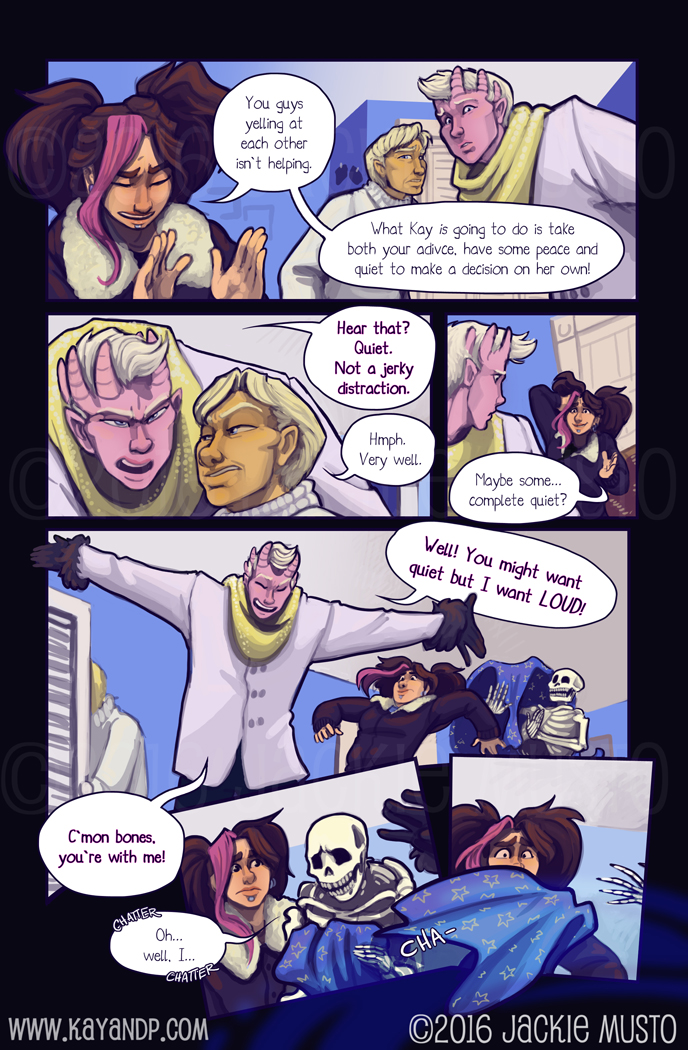 Kay and P: Issue 20, Page 22