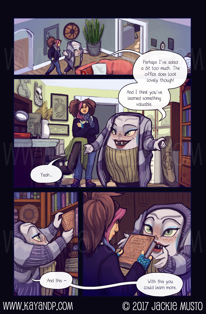 Kay and P: Issue 20, Page 27