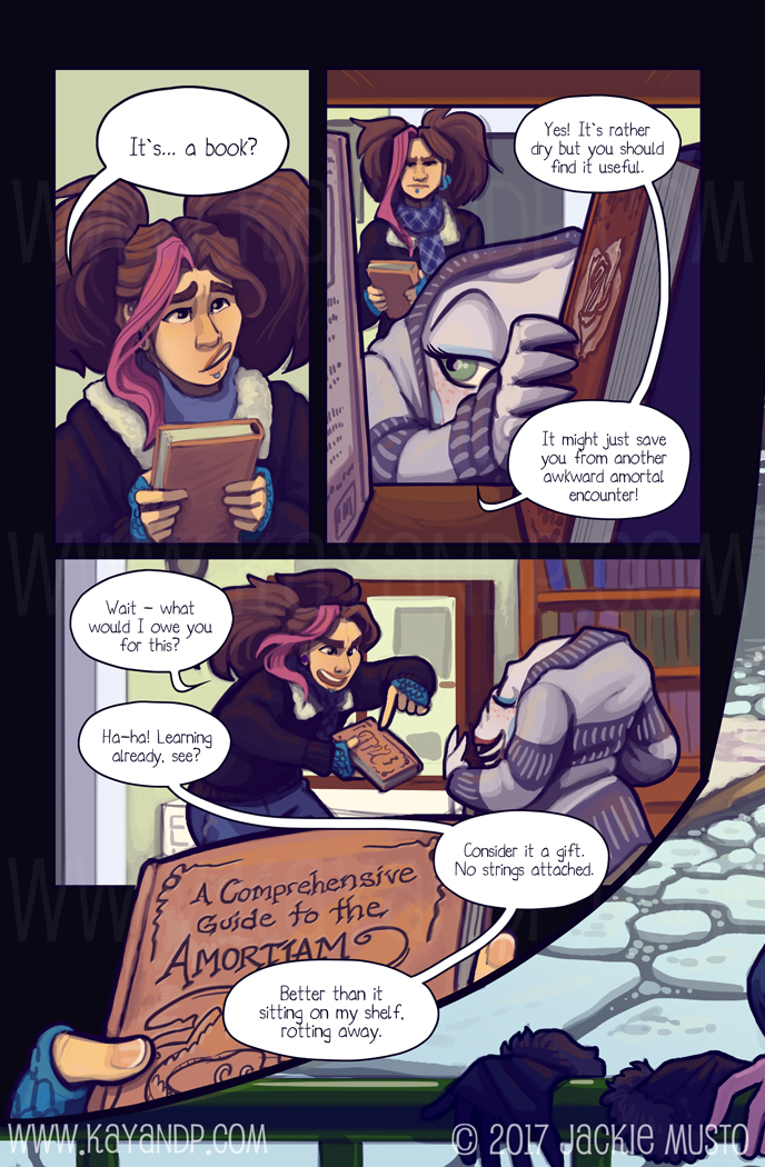 Kay and P: Issue 20, Page 28