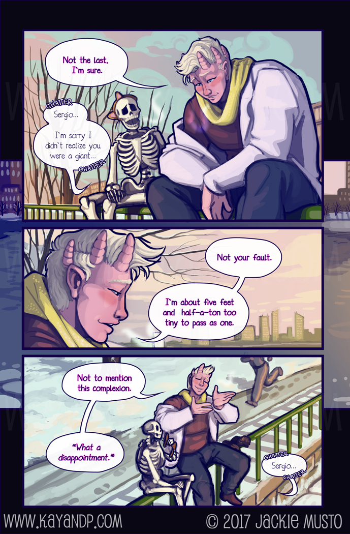 Kay and P: Issue 20, Page 30
