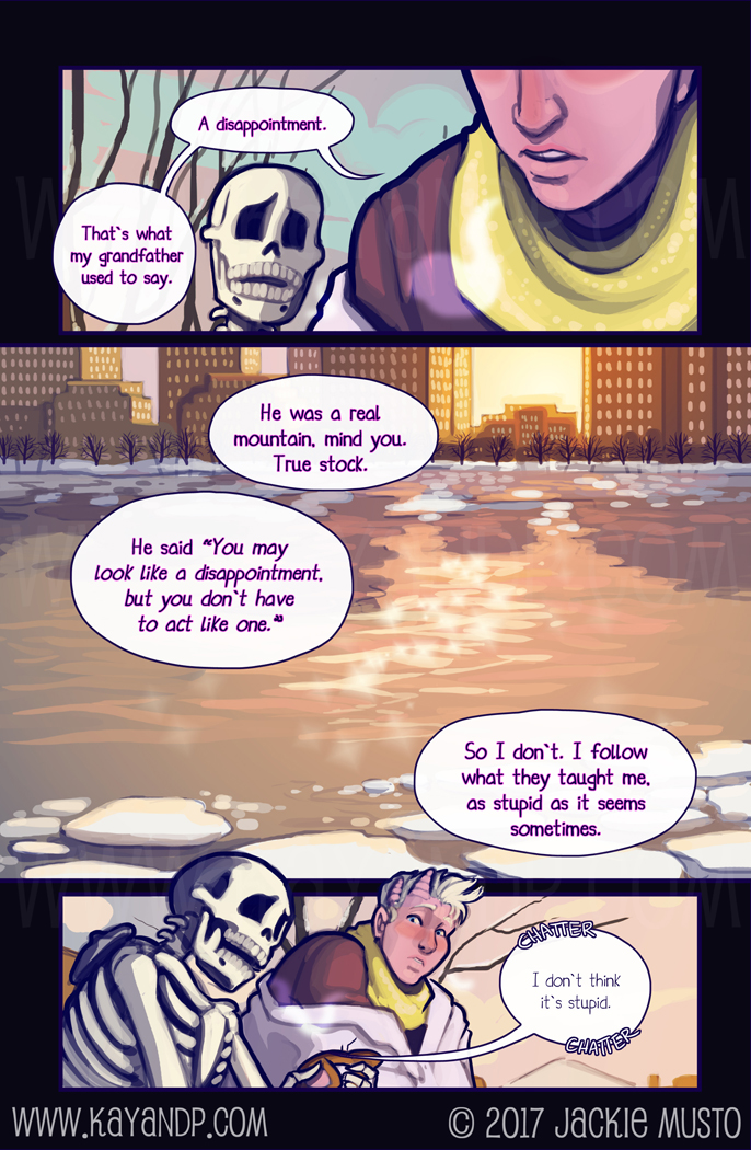 Kay and P: Issue 20, Page 31