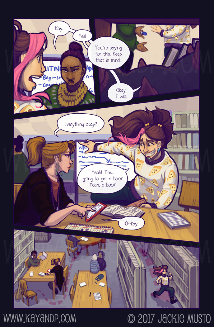 Kay and P: Issue 21, Page 06
