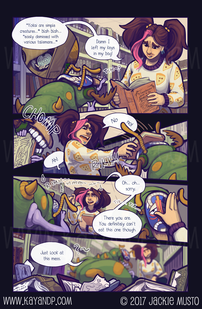 Kay and P: Issue 21, Page 08