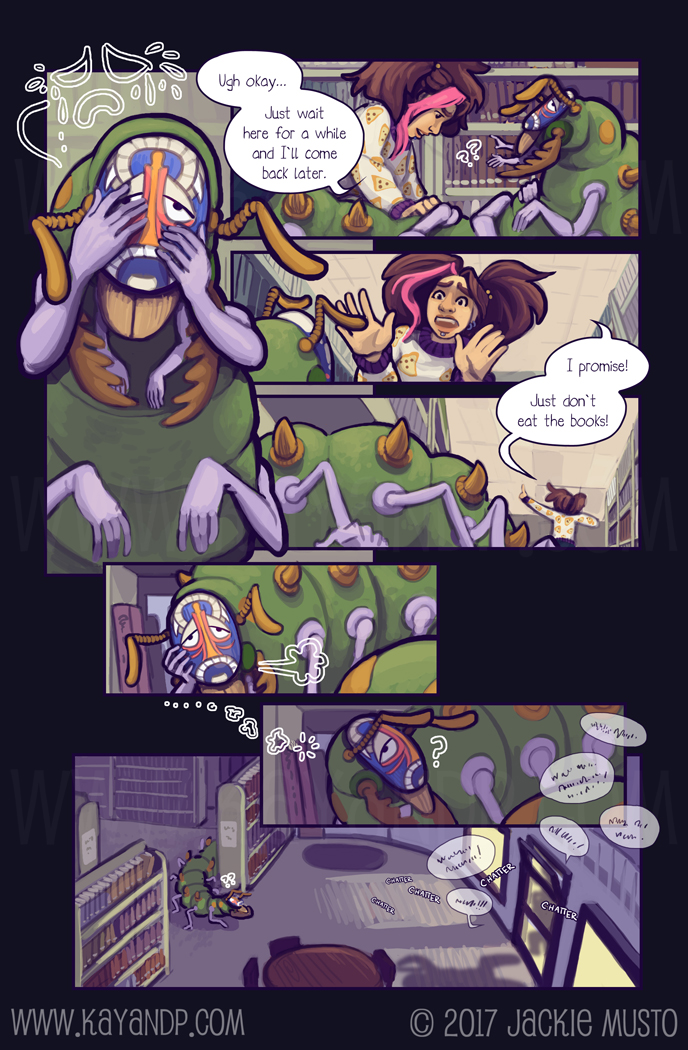 Kay and P: Issue 21, Page 10