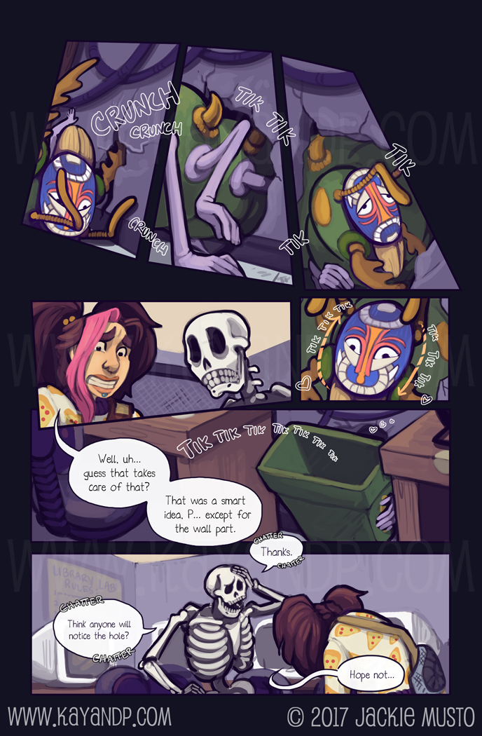 Kay and P: Issue 21, Page 13