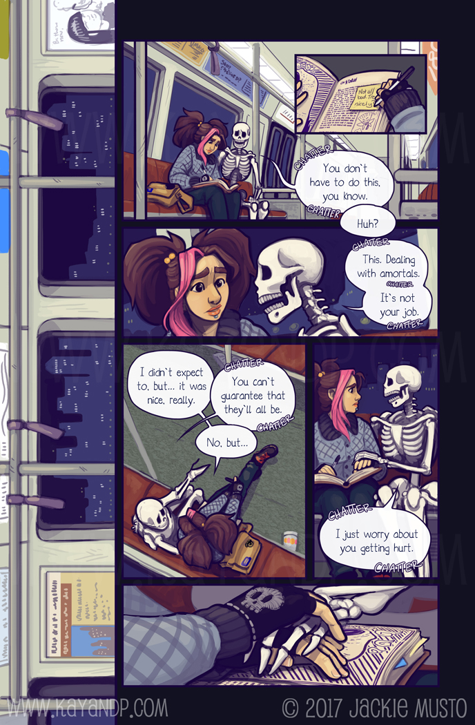 Kay and P: Issue 21, Page 14