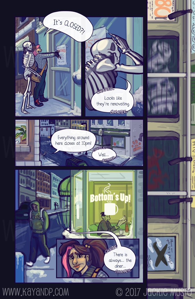 Kay and P: Issue 21, Page 15