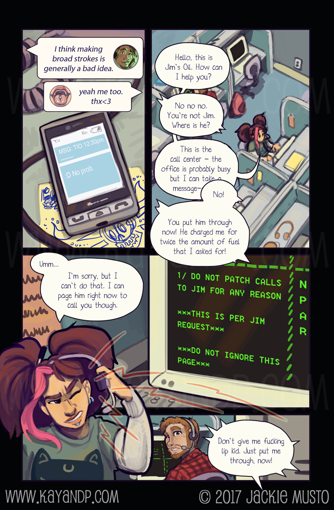 Kay and P: Issue 21, Page 23