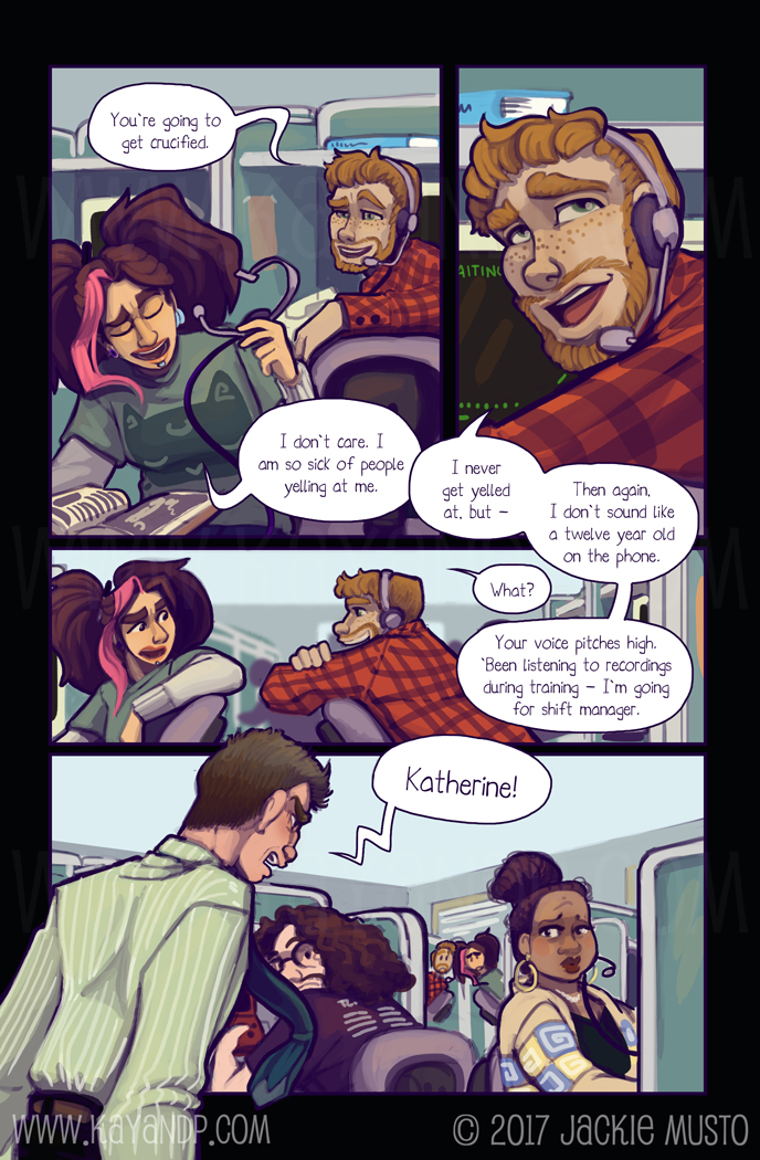 Kay and P: Issue 21, Page 25
