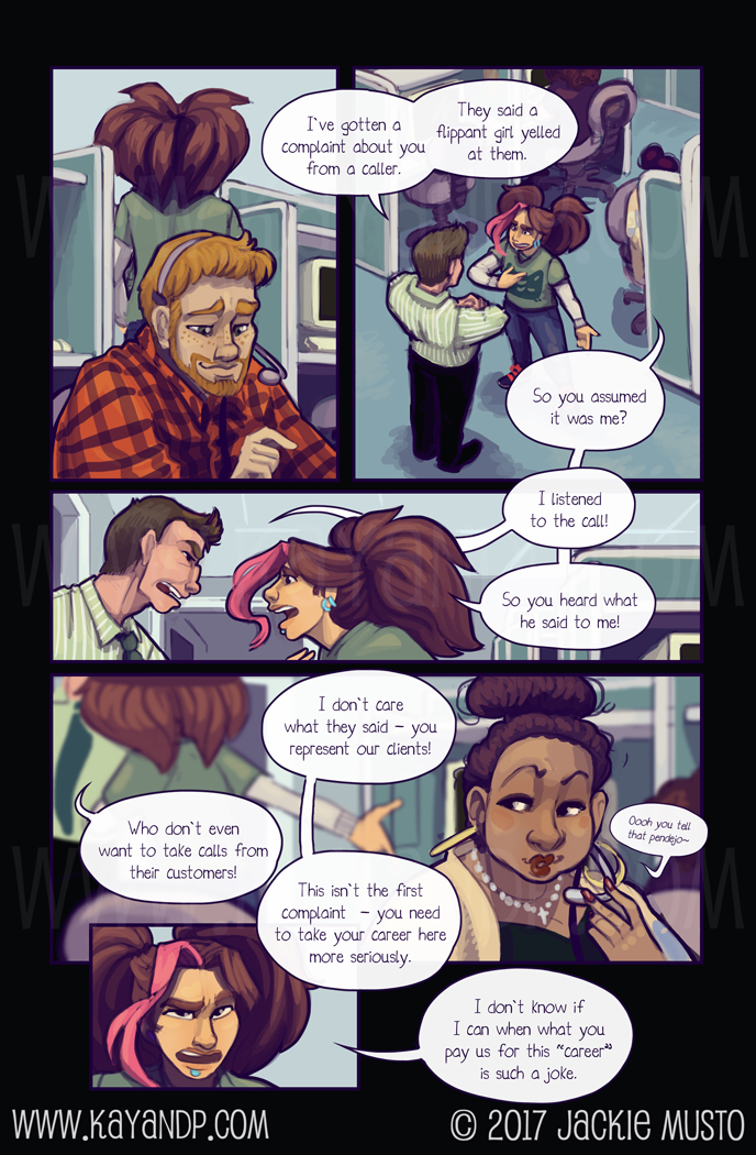 Kay and P: Issue 21, Page 26