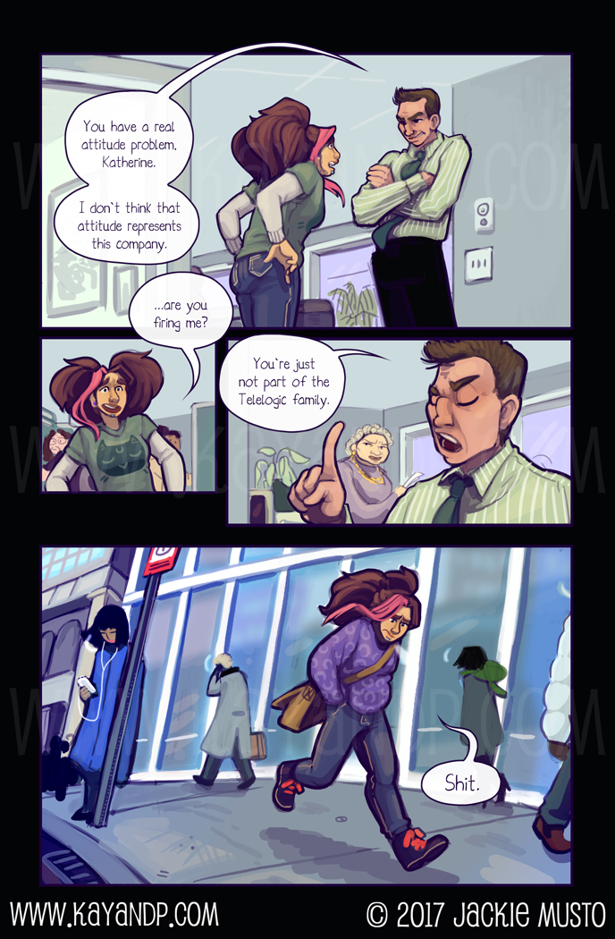 Kay and P: Issue 21, Page 27